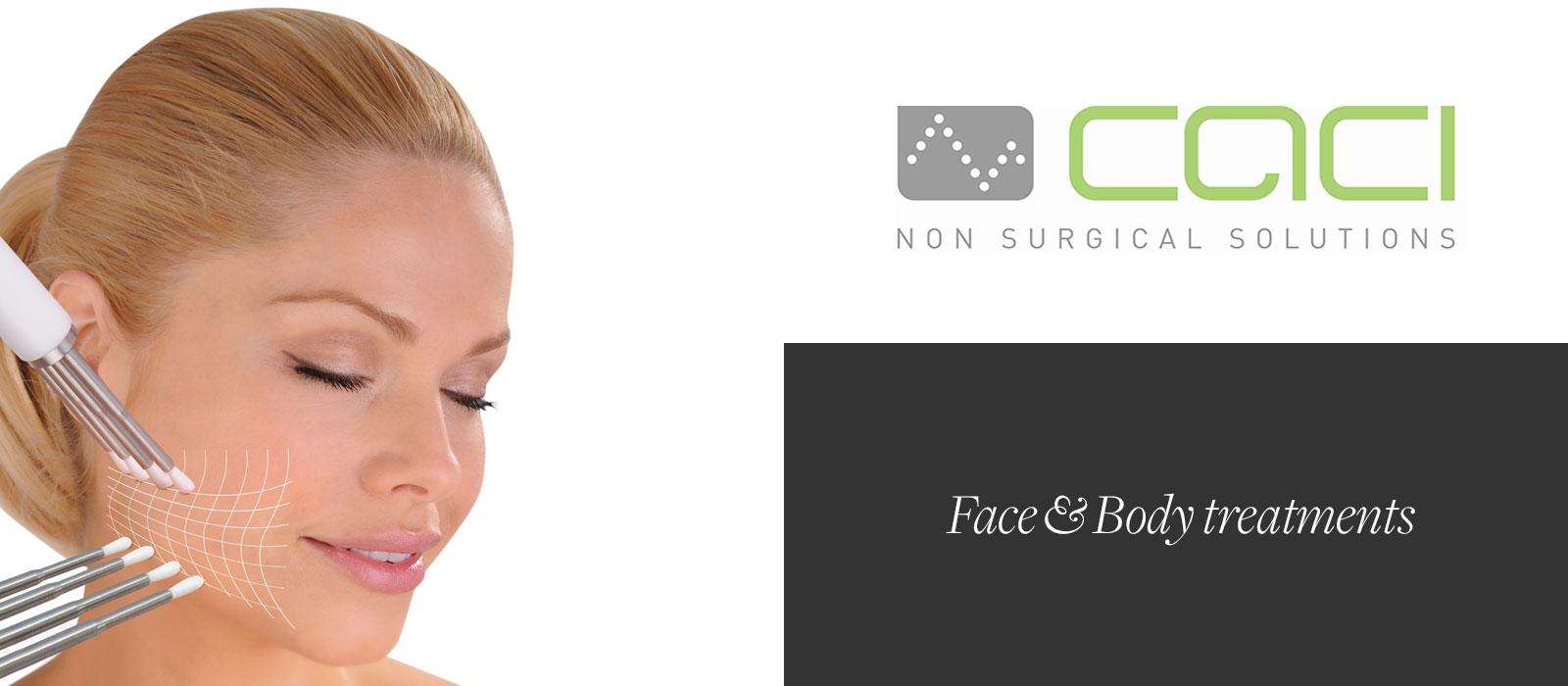 Caci Facial Treatments